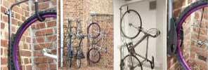 Anti Theft Wall Bike Rack