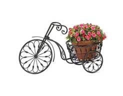 Bicycle,Metal Stand Home Garden