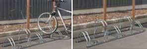 Compact Bike Rack