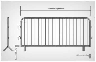 Barrier/Protection Guards