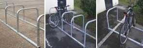 Regular Two-Tier Bike Rack